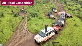 Off-Road Skill Test : Mahindra Adventure Global Explorer