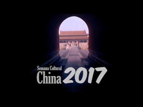 Programa Especial XX Semana Cultural de China en Mérida