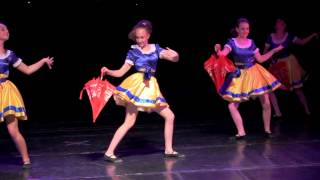 Elvis Presley - Jailhouse rock   Sirius Dance Academy   Choreography by Sonia Derega