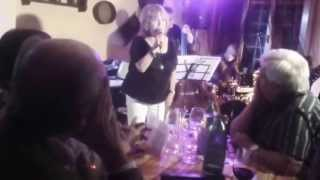Piero Band Quintet feat Germana Caroli Antica Osteria Vigorso Bologna