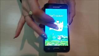 Smart Watch Ergo for kids смарт часы для детей с GPS трекером, как вставить SIM и синхронизировать