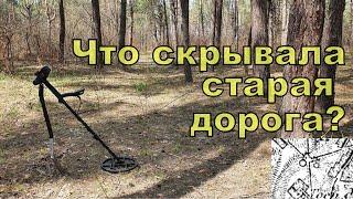 Что скрывала старая дорога Коп с NOKTA Anfibio Multi Фильм 139