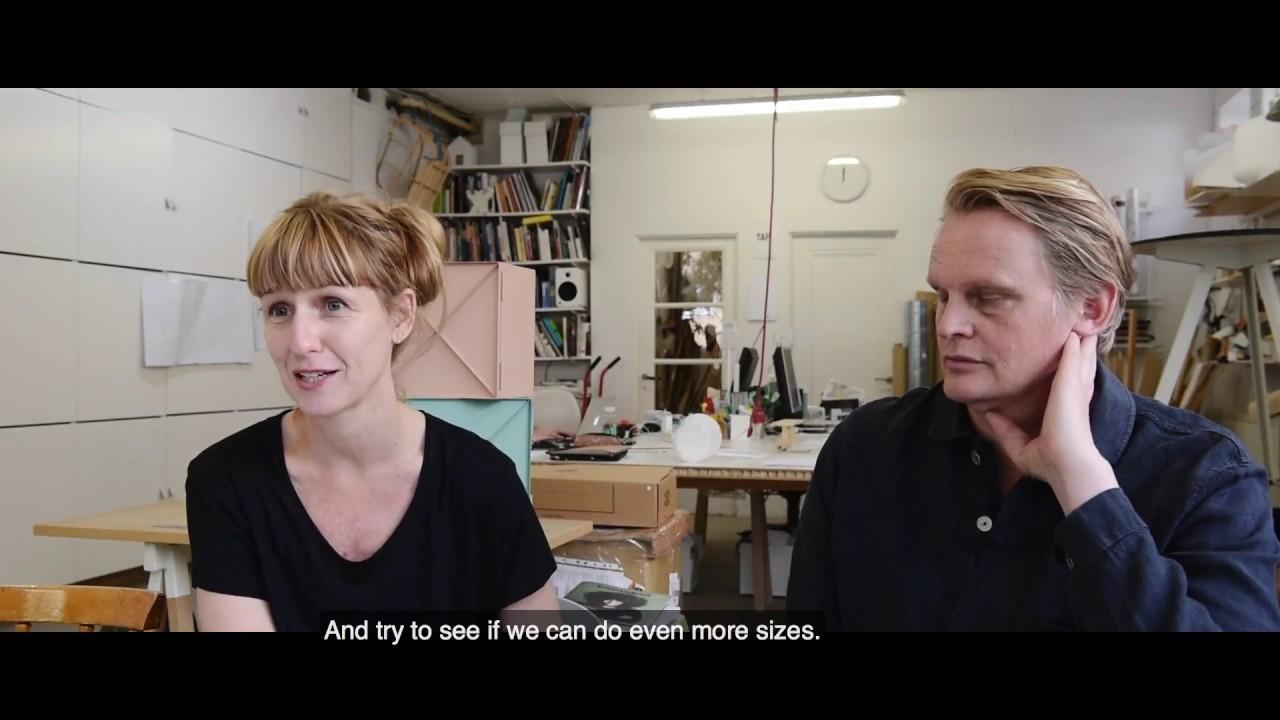 Studio Hanglamp Muuto : Studio visit taf architects muuto ambit pendant light