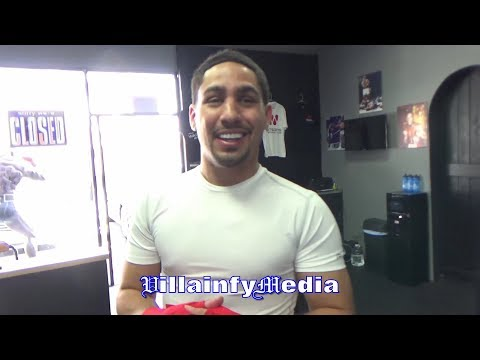 (SHOTS FIRED) DANNY GARCIA QUESTIONS TERENCE CRAWFORD'S RESUME & EXPLAINS WHY CANELO IS P4P #1 OR #2