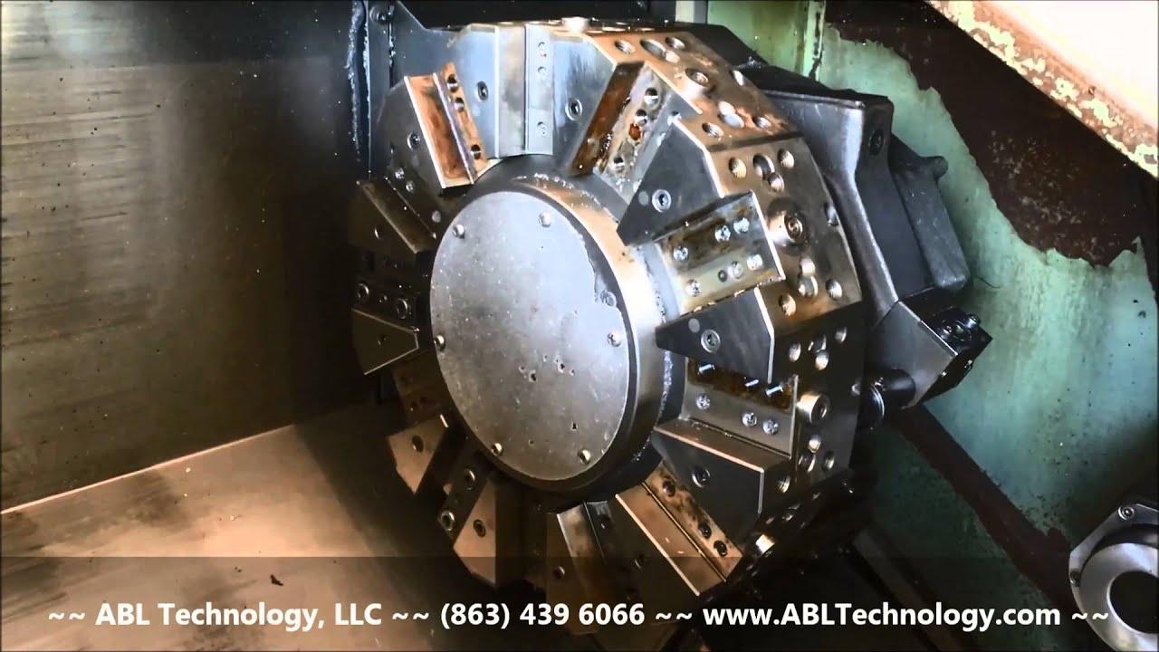 Okuma LB-15 w/ IGF Conversational Control   CNC Lathe   ID#105789