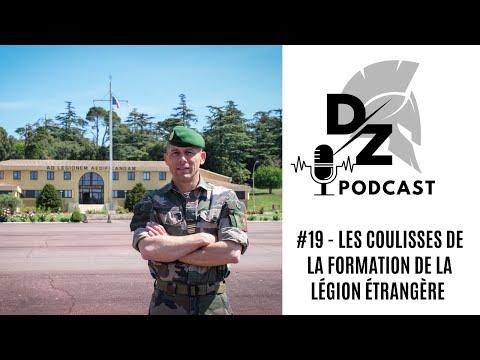 #19 - Les coulisses de la formation à la Légion Étrangère