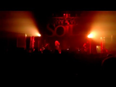 SOiL - Unreal/Breaking Me Down/Halo - Live @ St. Petersburg State Theater - 04/24/2016