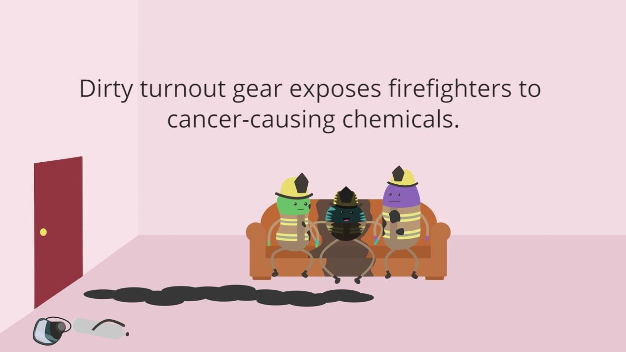 firefighter gear diagram [ 1280 x 720 Pixel ]