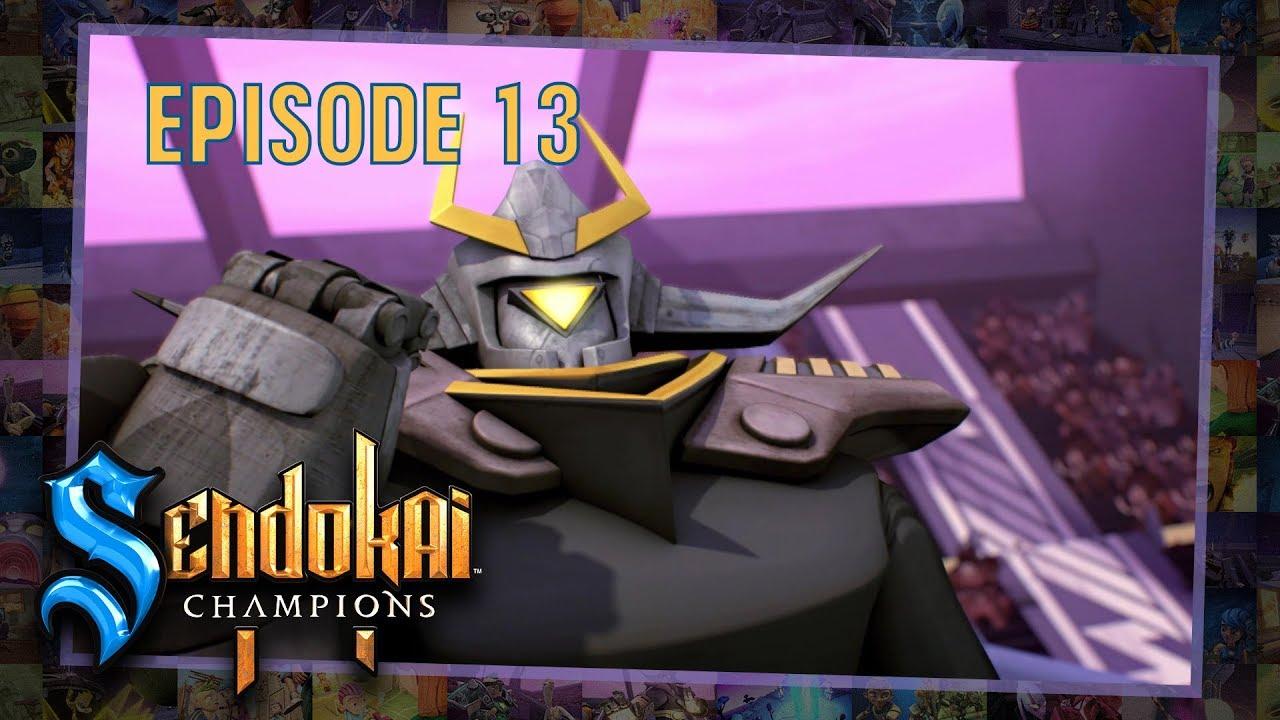 Download Sendokai Champions |  Episode 13 - Let The Tournament Begin