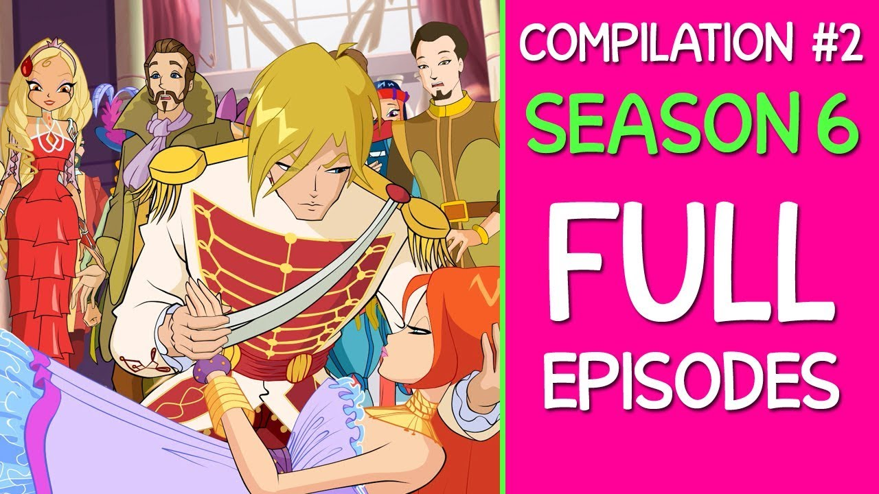 Download Winx Club - Season 6 Full Episodes [4-5-6]