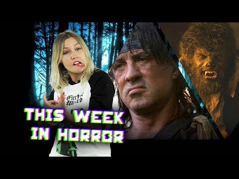 This Week in Horror - May 14, 2018 - The Purge, Suspiria, Rambo V
