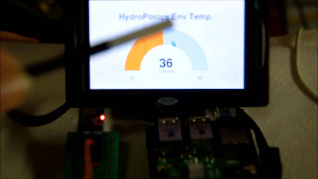 Standalone Esp8266 Wireless Temperature Sensor Youtube