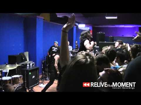 2012.12.08 The Browning - Bloodlust (Live in Palatine, IL)