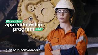 Glencore Coal Apprenticeship Program 2019 – Meet Hayley Soutar