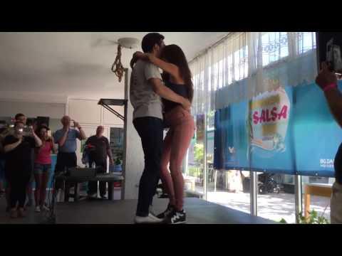Joro & Blaji - KizombaHolics BG at 5th Summer Salsa Fest Varna