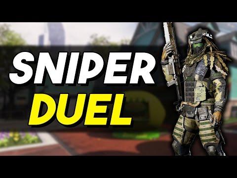 1v1 Me: Sniper Duel - COD Infinite Warfare (Terminal & Throwback PC)