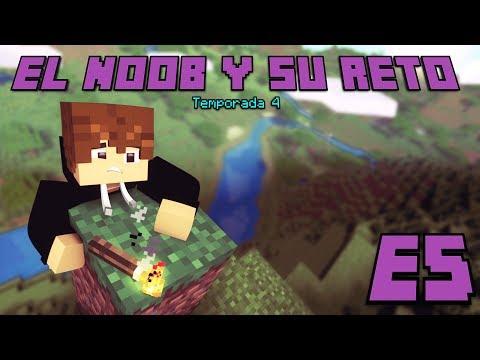 ME VOY A EXPLORAR EL MUNDO! E5 El Noob y su Reto 4 - Luzu