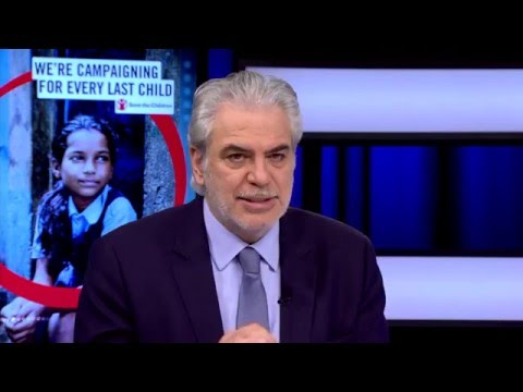 Commissioner Stylianides supports #EveryLastChild campaign