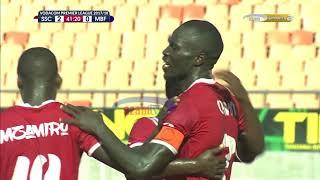 Haya hapa magoli yote matano ya Simba ikiitandika Mbao FC 5-0 (26/02/2018)