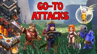 Low Lvl Heroes? Use THESE Attacks in War | Clas...
