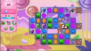 Candy Crush Saga Level 1485 - Skillgaming