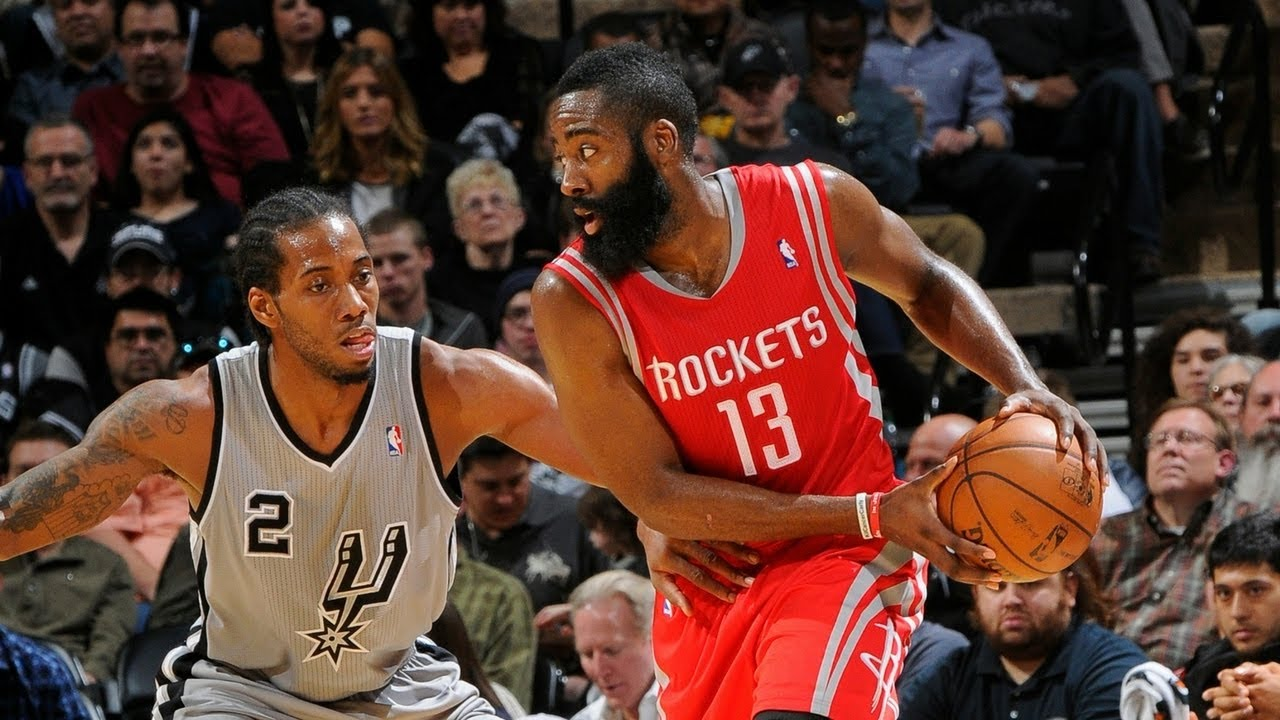 NBA Playoffs 2017: San Antonio Spurs Vs Houston Rockets Odds, Predictions, TV ...