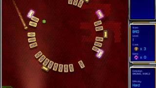 Hyperballoid 2: Time Rider gameplay, Original World Level 1 / Гиперболоид 2