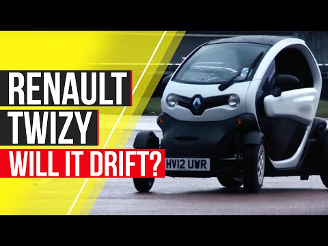 Renault Twizy Will it drift By Autocar.co.uk