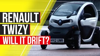 Renault Twizy - Will it drift? By Autocar.co.uk thumbnail