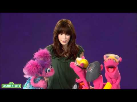 Sesame Street: Michelle Monaghan: Fascinating