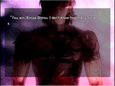Shirou vs Kirei Heaven's Feel + Normal End (Realta Nua)