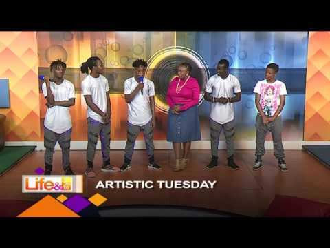 LIFE & STYLE PART 1: Performing Art- All City East Africa Dance Crew 020517