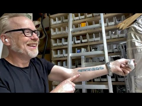 Adam Savage Answers Your Questions! (3/31/20, Part 2)