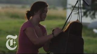 Teen Pregnancy in America's Heartland: Sarah's Uncertain Path   Op-Docs   The New York Times