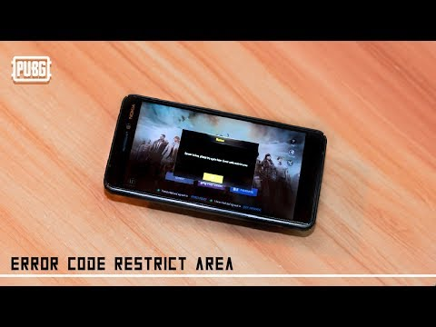 How To Fix PUBG MOBILE LITE Error Code Restrict Area And Best VPN For PUBG MOBILE ✌️