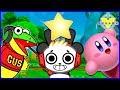VTubers Combo Panda Vs. Gus TREE BOSS Let's Play Kirby Star Allies