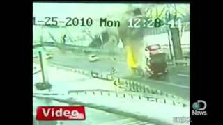 Dump Truck Destroys Highway Bridge Explained