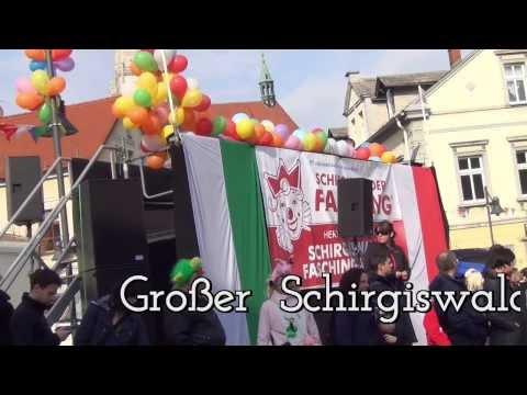 Schirgiswalder Faschingsumzug 2014