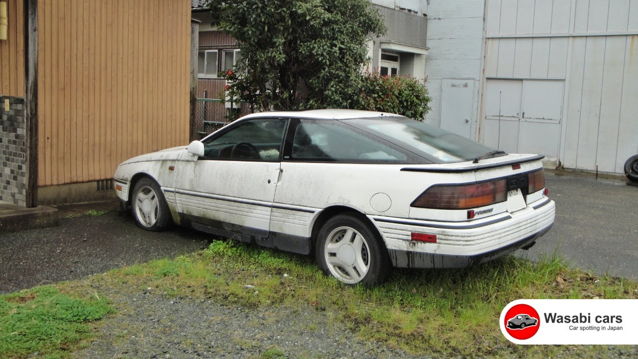 Spotted In Japan An Ugly St Gen Ford Probe Gt Turbo