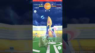 Pokémon Go - Level 5 Raid - Cresselia