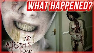Allison Road - One Of The Most Beautiful Horror Games. What happened?