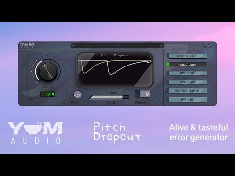 LoFi Pitch Dropout by Yum Audio