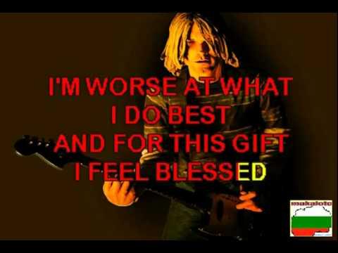Smells Like Teen Spirit (Nirvana) - Karaoke