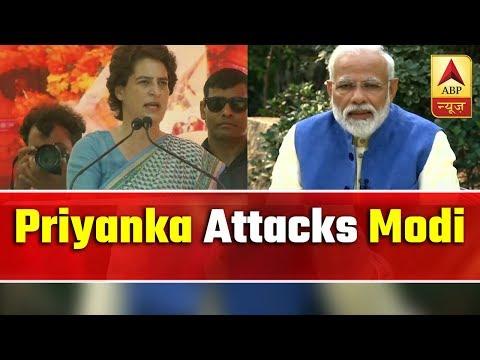 Remove politics of divisiveness, negativity:Priyanka to voters