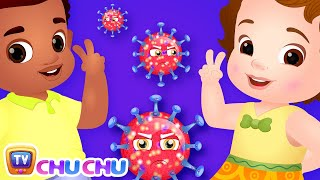 Safe ways to meet and greet during the Coronavirus Pandemic from ChuChu & Friends - ChuChu TV