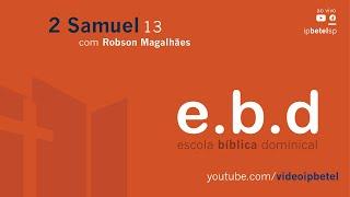 Escola Bíblica Dominical | #LiveBetel