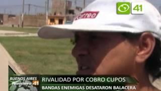 Bandas enemigas desataron balacera en Buenos Aires - Trujillo
