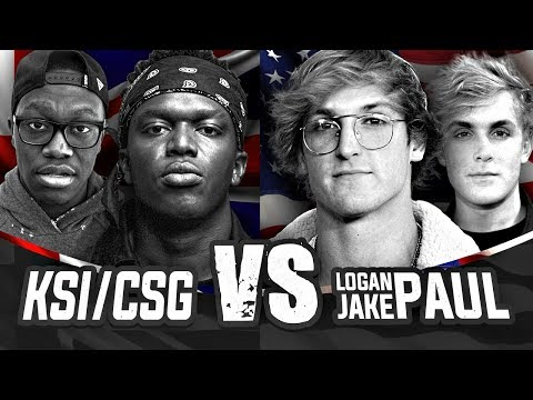 KSI VS LOGAN PAUL AND DEJI VS JAKE PAUL PREDICTIONS