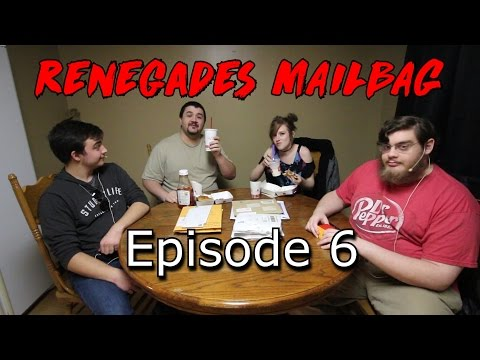 Renegades Mailbag Episode 6