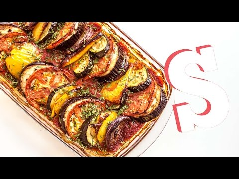 Ratatouille Recipe - SORTED Eats France